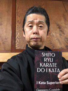 My Sensei Michio Takase